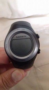 Garmin forerunner 210 and 405