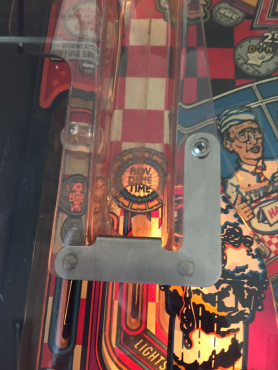 Diner Pinball Machine by Williams