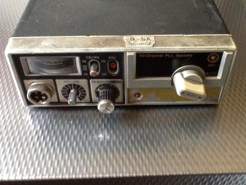 General Electric CB radio