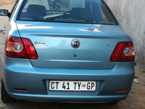 Fiat siena 2 diesel