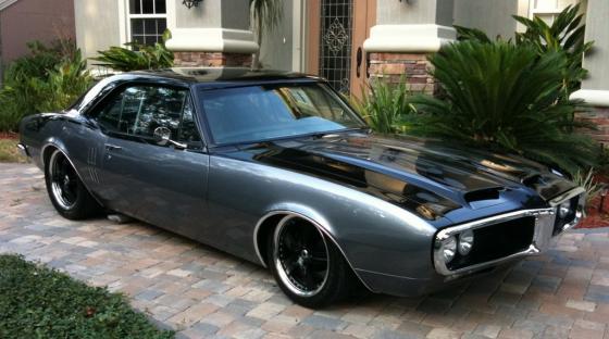 Pontiac windscreens