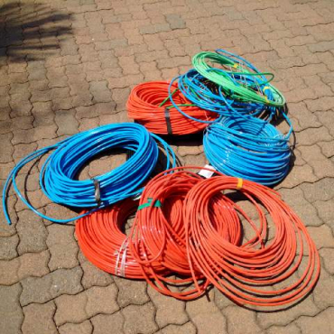 PVC Pneumatic tubing