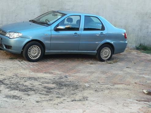Fiat siena 2 2006 model 1.7 diesel