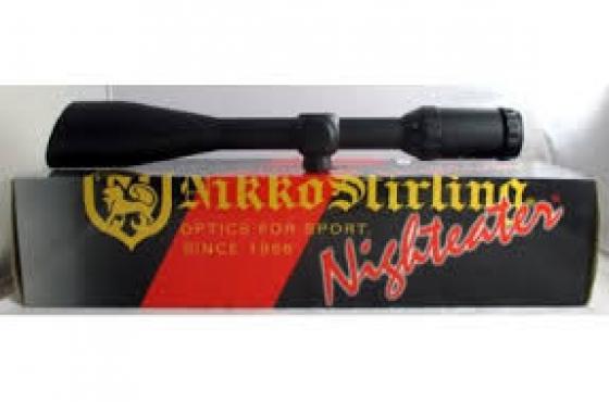 Nikko Sterling Night-Eater scope