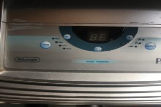 Delonghi Air con unit