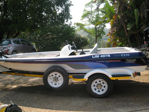 Rebel VX 70 Bass Boat for Sale