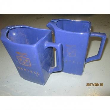 Martell box mugs