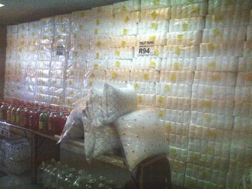 Wholesale Toilet Paper : Vefa virgin toilet paper wholesale 48 rolls r94 a bale junk mail