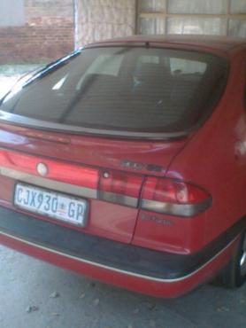 1997 Saab 900se 2.0 Turbo
