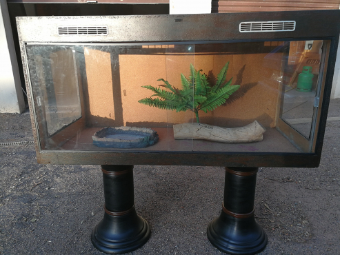 Large reptile/snake cage for sale