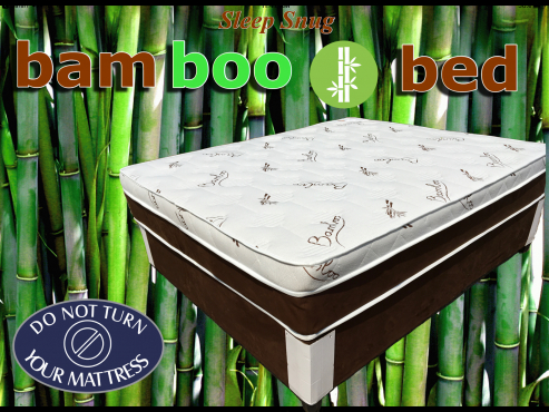 New Bamboo Beds