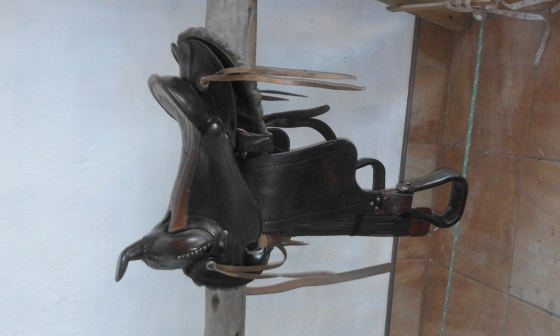 Western Saddle For Sale in Excellent Condition