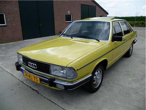 Audi 100 windscreens available