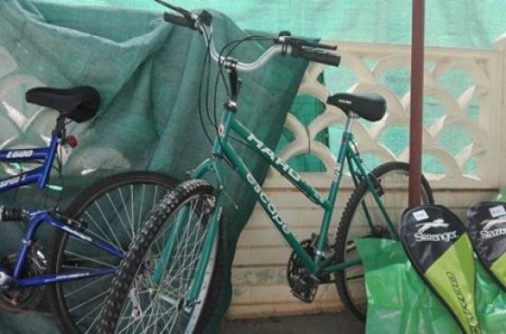 18 spoed meisies fiets