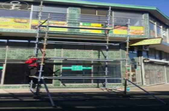scaffold hire 7days a week open