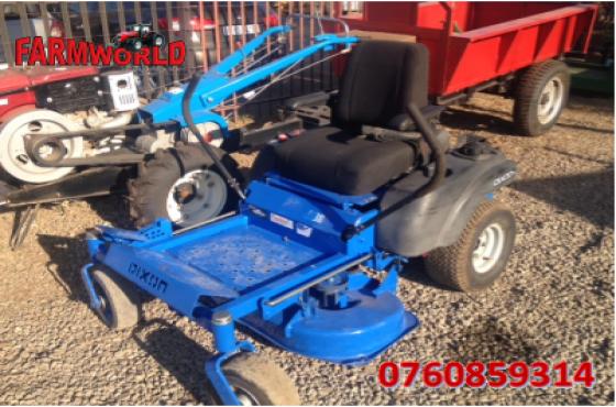 S2501 Blue Dixon ZTR
