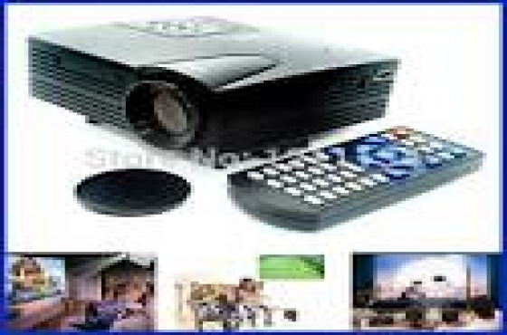 H100TV    projecter new