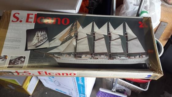 Model ship kit