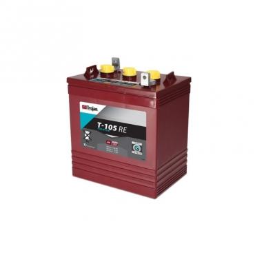 Trojan T105 6v 225ah Golf Cart Battery - Maiden Electronics