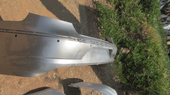 2010 Volkswagen CC Rear Bumper Grey For Sale