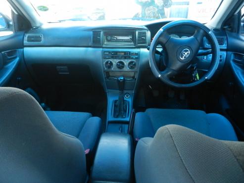 corolla manual transmission