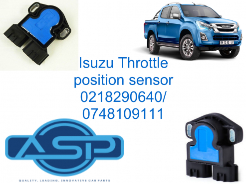 Isuzu Throttle position sensor new stock!!!