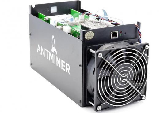 Bitcoin Antminer S5