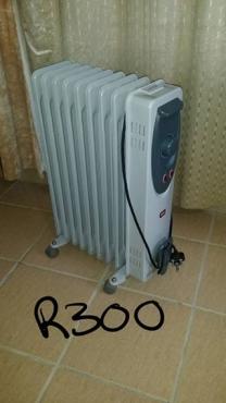 8Fin (SCE) Olie Heater