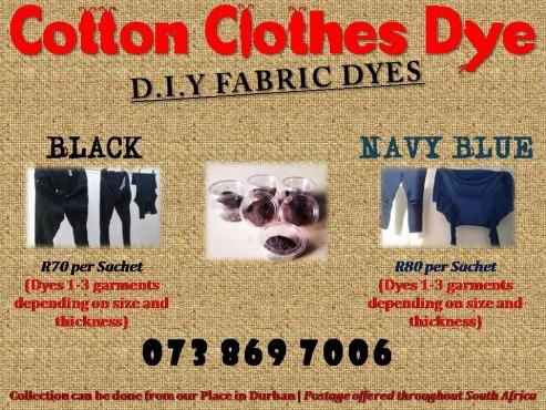 CLOTHES Dyes