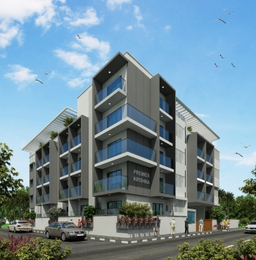 2 AND 3BHK  APARTMENT KRISHNA FOR SALE