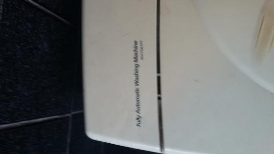 Samsung top loader
