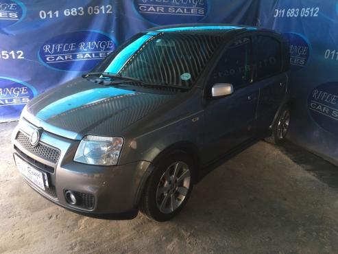 2008 Fiat Panda 1.4 Sport HP100 for sale!!!