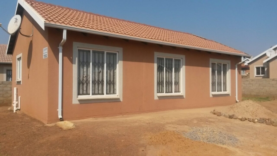 Spacious 3 bedroom house in Mahube Valley, Mamelodi