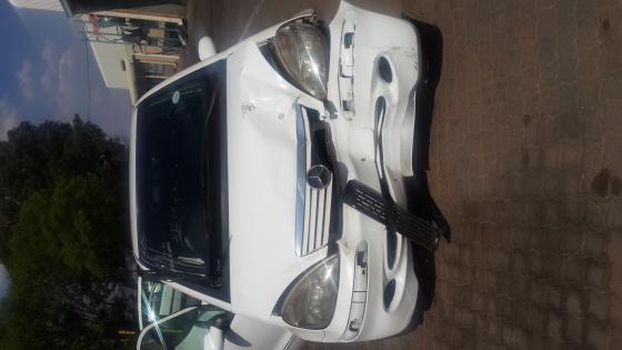 Mercedes A160 W168 S