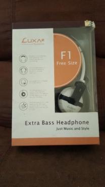 Luxa pro dj headphones