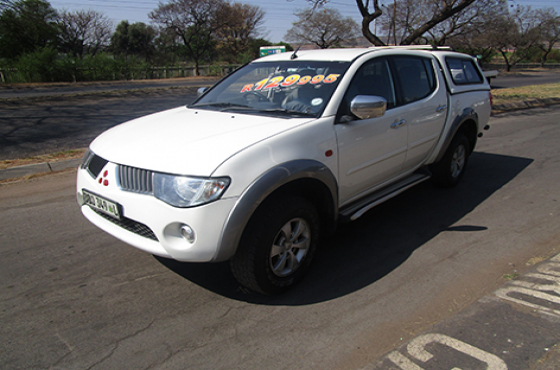 2009 Mitsubishi Triton 3.2 Diu003dD 4x4 Diesel & triton 4x4 For Sale in Cars in South Africa | Junk Mail
