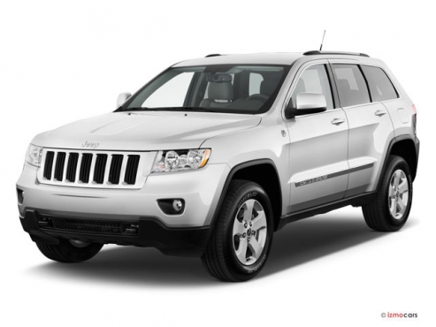 Jeep Grand Cherokee Air Suspension
