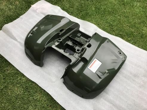 Honda TRX 250 Fourtrax - Plastics - Green