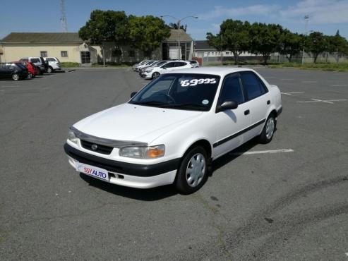 1998 Toyota Corolla 160i Gle