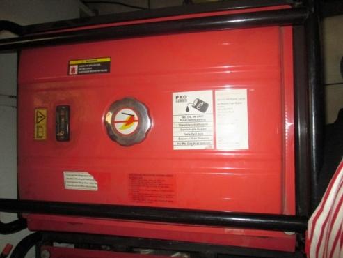 Pro LT6500 generator