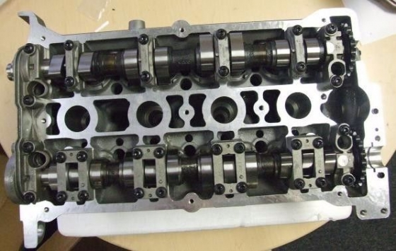 NEW CYLINDER HEADS, CONRODS & CRANKSHAFTS