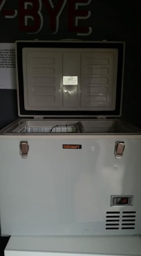 55L Gudcraft camping fridge/freezer
