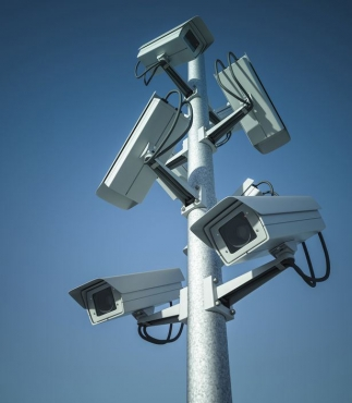 Cctv, intercom and network cable installation in Waterford fourways 0742680034