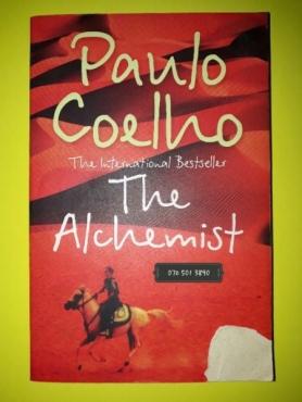 The Alchemist - Paulo Coelho.