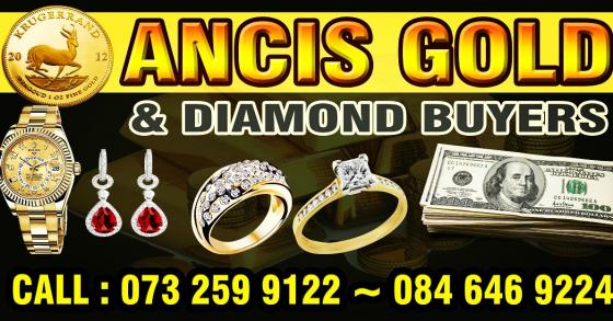 Gold and Diamond buyers