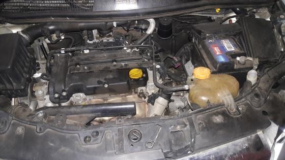 2009 Opel Corsa 1.4 Essentia