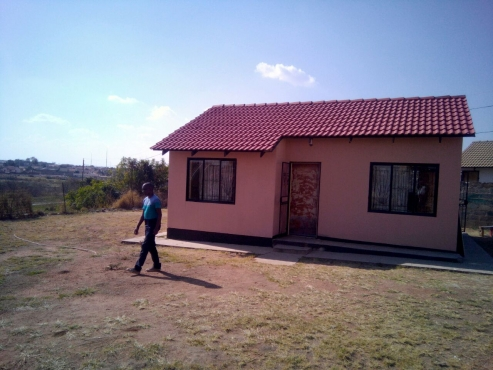 NEWLY RENOVATED 2 BEDROOM HOUSE FOR SALE SOSHANGUVE BLOCK GG