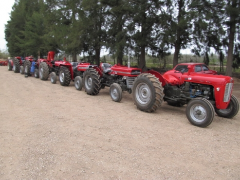 Refreshed, pre-owned  tractors. From R49000