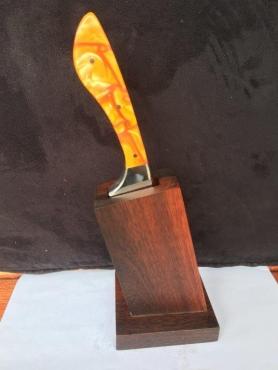 Chef knife. Custom made