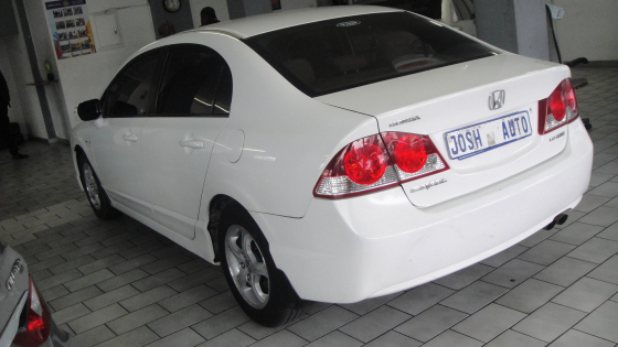 Used 2007 Honda Civic Sedan 1.8 Exi Great Buy CASH ONLY